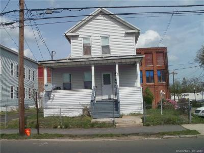 Bridgeport Single Family Home For Sale: 132 Bishop Avenue