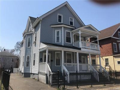Hartford Multi Family Home For Sale: 389 Albany Avenue