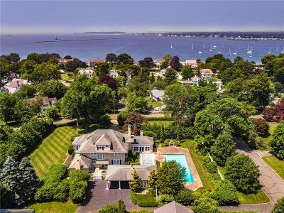 Stamford Single Family Home For Sale: 336 Ocean Drive West