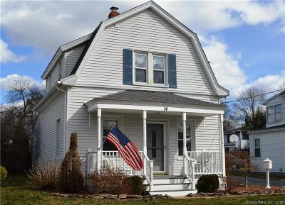 Bristol Single Family Home For Sale: 14 Zipp Avenue
