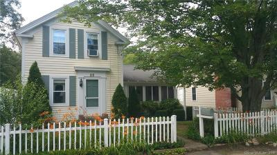 New Hartford Single Family Home For Sale: 32 Cottage Street