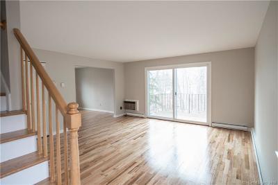 Farmington Condo/Townhouse For Sale: 1668 Farmington Avenue #6