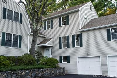 New Canaan Condo/Townhouse For Sale: 118 Forest Street #118