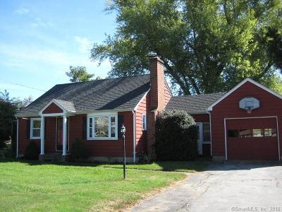 New London County Single Family Home For Sale: 330 River Road