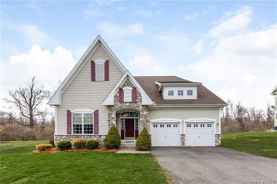 New Haven County Single Family Home For Sale: 3 Colonial Court #3