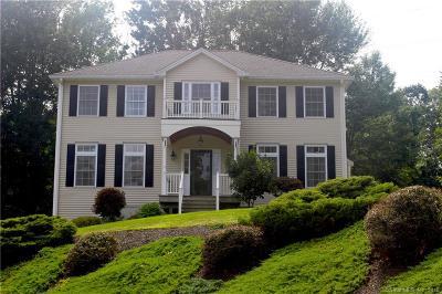 Shelton Single Family Home For Sale: 90 Dickinson Drive