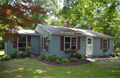 Old Lyme Single Family Home For Sale: 47 Four Mile River Road