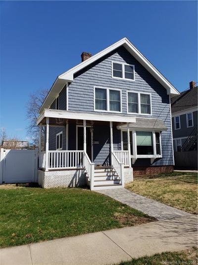 New Haven Single Family Home For Sale: 197 Alden Avenue