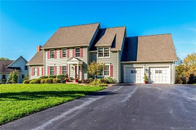Cromwell Single Family Home For Sale: 7 Winchester Way