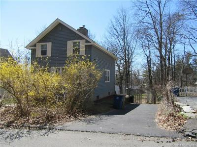 Tolland County, Windham County Single Family Home For Sale: 19 Chestnut Street