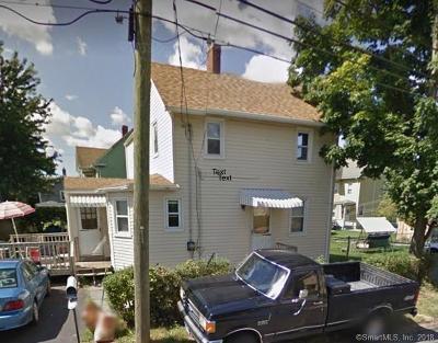 Meriden Single Family Home For Sale: 8 Lockwood Street