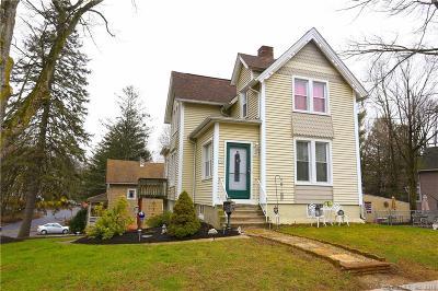 Meriden Single Family Home For Sale: 137 Sylvan Avenue