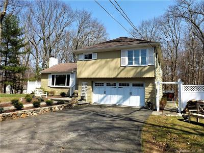Fairfield County Single Family Home For Sale: 46 Moose Hill Road