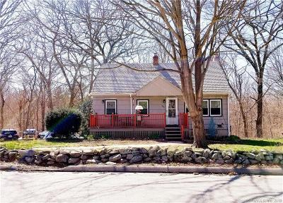 Ledyard Single Family Home For Sale: 235 Haley Road