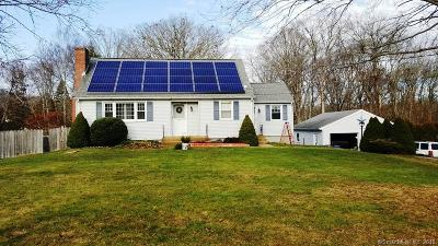 New London County Single Family Home For Sale: 207 Route 165