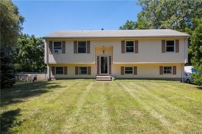 Southington Single Family Home For Sale: 360 Burritt Street