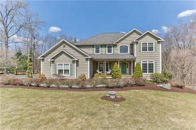 Fairfield County Single Family Home For Sale: 14 Winton Farm Road