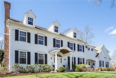 Westport CT Single Family Home For Sale: $2,175,000