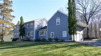 Fairfield County Single Family Home For Sale: 219 Porters Hill Road