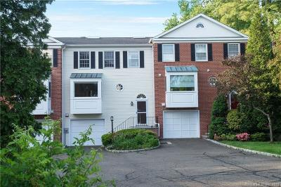 New Canaan Condo/Townhouse For Sale: 275 Park Street #2/B