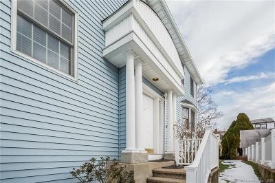Fairfield County Condo/Townhouse For Sale: 45 Alexander Street #B