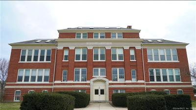 Stonington Condo/Townhouse For Sale: 6 School St (Mystic) #5