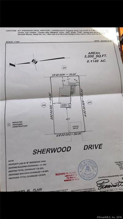 Westport Residential Lots & Land For Sale: 21 Sherwood Drive