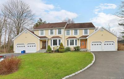 New Canaan Condo/Townhouse For Sale: 42 Riverbank Court #42