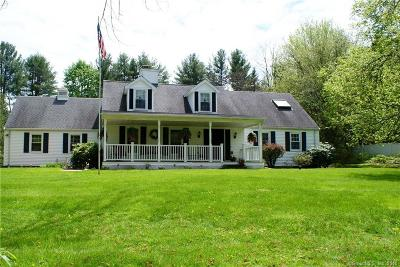Watertown Single Family Home For Sale: 1000 Bassett Road