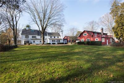 Stamford Single Family Home For Sale: 353a Old Long Ridge Road