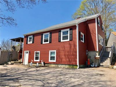 Stonington CT Single Family Home For Sale: $154,900