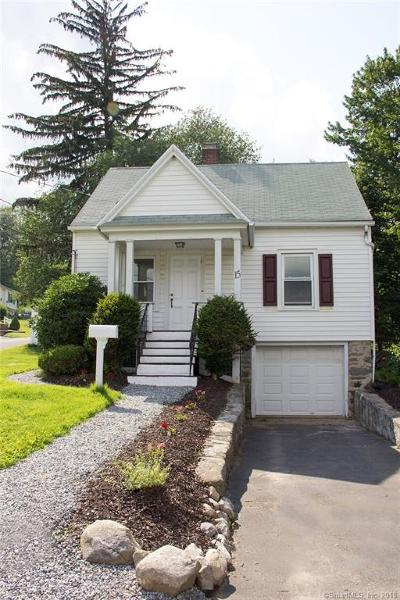 Naugatuck Single Family Home For Sale: 15 Russell Street