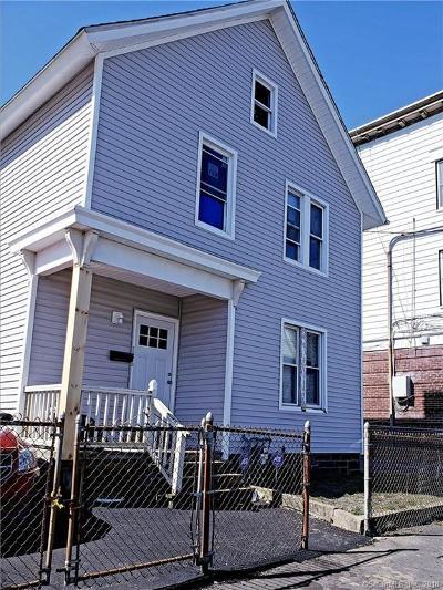Bridgeport Single Family Home For Sale: 186 Berkshire Avenue