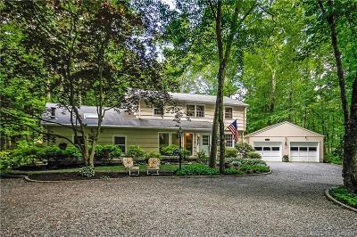 Single Family Home For Sale: 5 Deer Run Trail