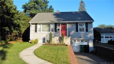 Fairfield Single Family Home For Sale: 1007 Merritt Street