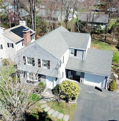 West Hartford Single Family Home For Sale: 200 Mountain Road