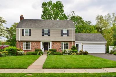 Hartford Single Family Home For Sale: 104 Westerly Terrace
