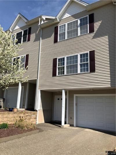 Hamden Condo/Townhouse For Sale: 2720 State Street #11