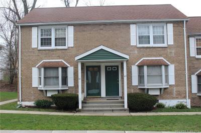 Fairfield Condo/Townhouse For Sale: 240 Sunnyridge Avenue #64
