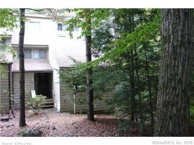 Torrington Condo/Townhouse For Sale: 367 Ledge Drive #367