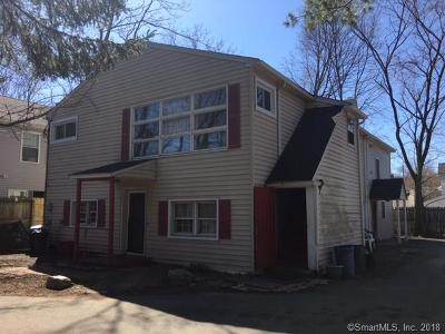 Wallingford Multi Family Home For Sale: 10 N Cherry Street
