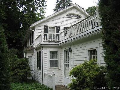 Weston Single Family Home For Sale: 94 Lyons Plain Road
