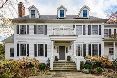 Westport Single Family Home For Sale: 5 Feather Hill Road