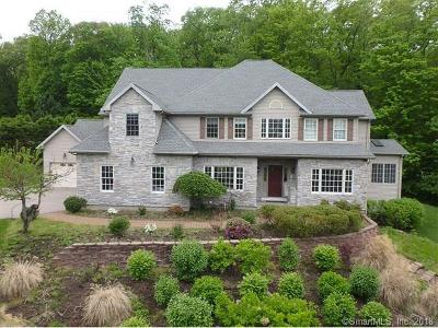 West Hartford Single Family Home For Sale: 7 Mountainside Road