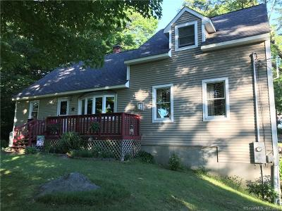 Prospect Single Family Home For Sale: 144 Cook Road
