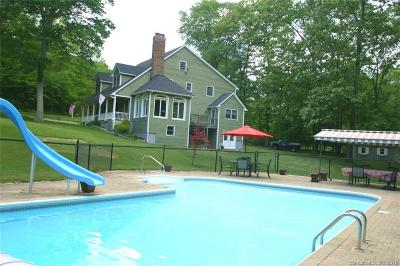 Oxford Single Family Home For Sale: 51 Oakcrest Road