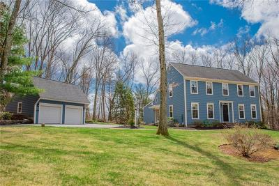 Cheshire Single Family Home For Sale: 3 East Ridge Court