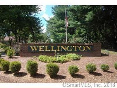 Farmington Condo/Townhouse For Sale: 75 Wellington Drive #75