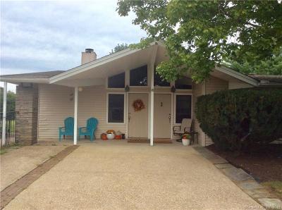 Woodbury Condo/Townhouse For Sale: 72 Washington Road #32