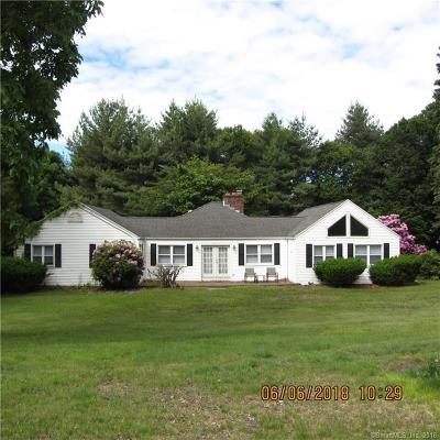 Orange Single Family Home For Sale: 366 Lambert Road